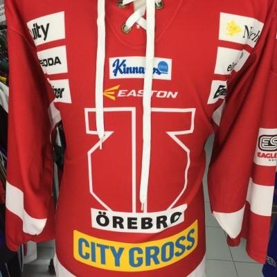 Orebro HK Ice Hockey Shirt (M L) Sweden Jersey ishockeyklubb ... 7f56b40bd
