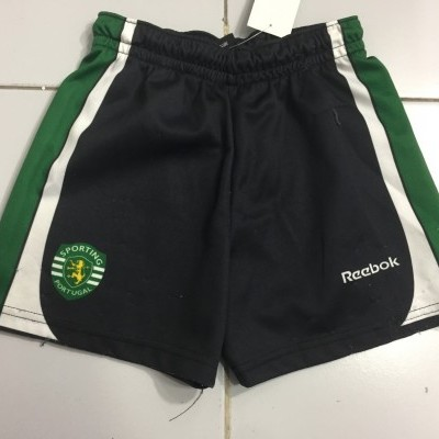 Sporting CP Away Shorts 2001-02 Kids
