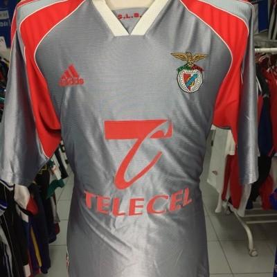 SL Benfica Away Shirt 1999-00 (XL)