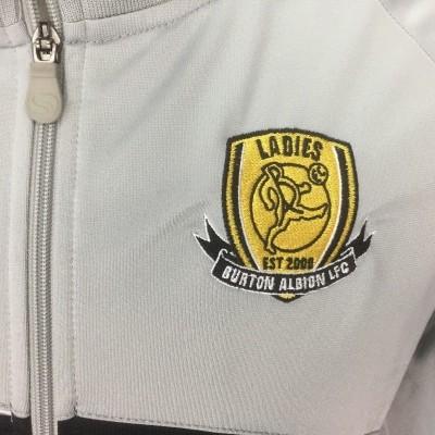 Burton Albion Ladies FC Track Top (S) Jacket