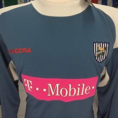 BNWT WBA West Bromwich Albion FC Goalkeeper Shirt 2005-06 (XXL)