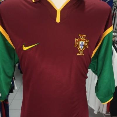 Portugal Home Shirt 1997-98 (XXL) #8