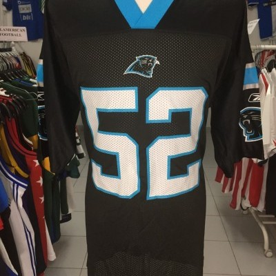 Carolina Panthers NFL Shirt (XL) #52 Beason Jersey
