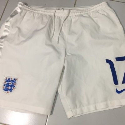 England Home Shorts 2014 (L) #17