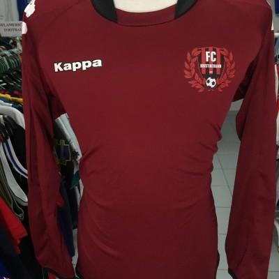 Matchworn FC Kristinehamn Home Shirt (XXL) #4 Sweden