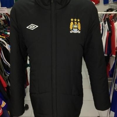 Manchester City Padded Stadium Jacket (XL)