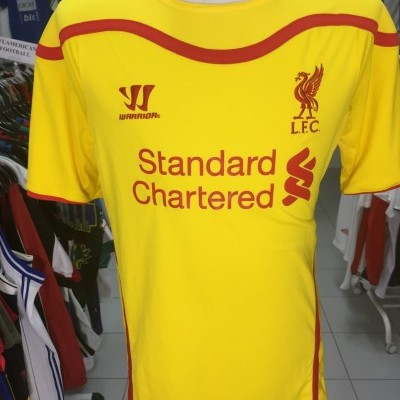 072e948b3 Liverpool FC Away Shirt 2014 15 (L) ...