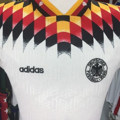Germany Home Shirt 1994 (XS)