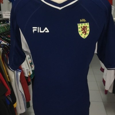 Scotland Home Shirt 2000-02 (XL)
