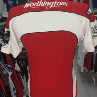 Gloucester Rugby Home Shirt 2007-09 (S)