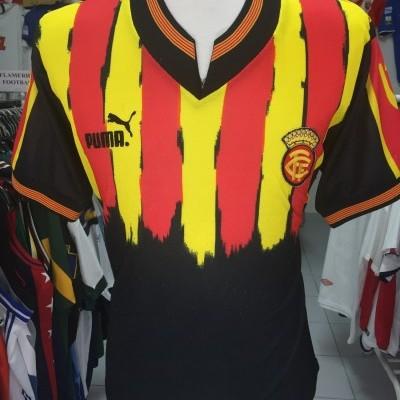 Catalonia Catalunya Home Shirt 1995-97 (S) Spain