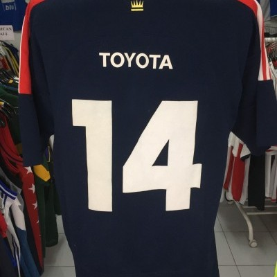 Munster Rugby Away Shirt 2007 (M) #14 Ireland