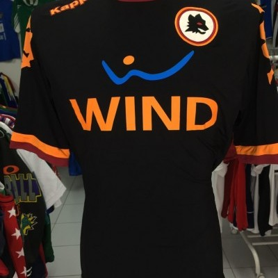 5fabfb57f AS Roma 3rd Kit Shirt 2012-13 (XXL) Maglia Jersey Camisola de ...