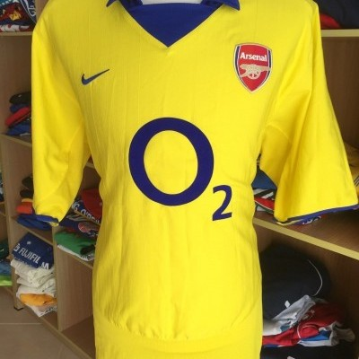 3ed3180a0c6 Arsenal FC Away Shirt 2003-04 (XXL) ...