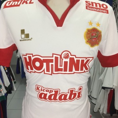 Kelatan FA Away Shirt 2014 (XL) Malaysia