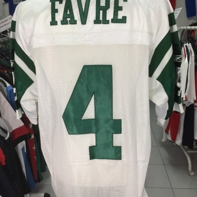 NEW New York Jets NFL Shirt (50) #4 Brett Favre