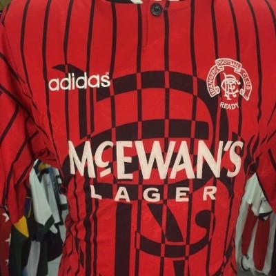 Glasgow Rangers FC Away Shirt 1994-95 (L)