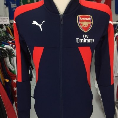 BNWT Arsenal FC Track Top Jacket 2016-17 (XS)