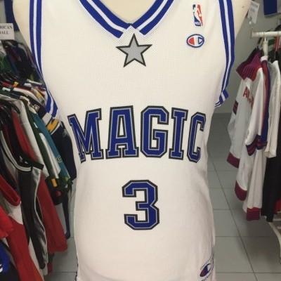 Jersey Orlando Magic (L)#3 Francis NBA Champion Shirt