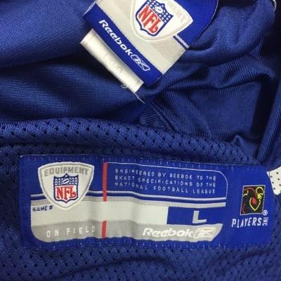 New York Giants NFL Shirt (L) #10 Manning Jersey