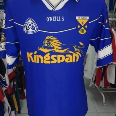 Cavan GAA Gaelic Home Shirt (M) Ireland