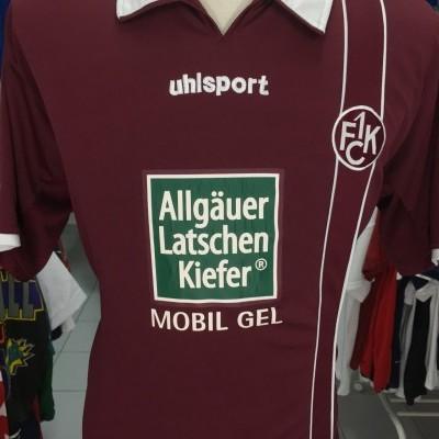 111 Years 1.FC Kaiserslautern Home Shirt 2011-12 (XL) #5