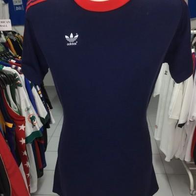 Vintage TUS Oedt 1884 Shirt 90's (L) Germany Adidas