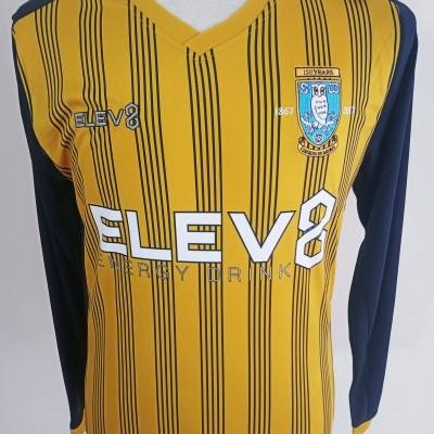 NEW Sheffield Wednesday 150 Years Away Shirt 2017-2018 (M)