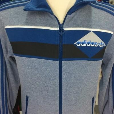 Track Top Adidas Beckenbauer (S) Blue Jacket
