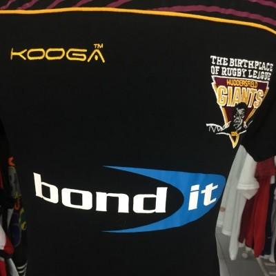 Huddersfield Giants Rugby League T-Shirt (M)