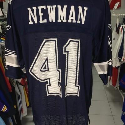 Dallas Cowboys NFL Home Shirt (L) #41 Newman Jersey