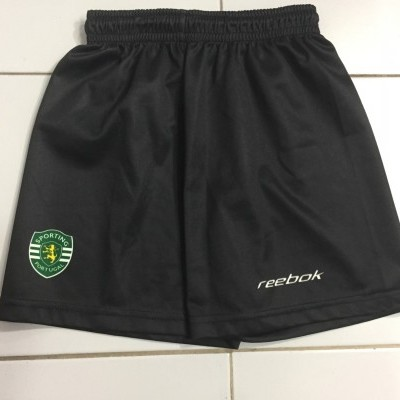 Sporting CP Away Shorts 2000's Kids