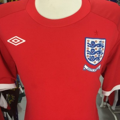 England Away Shirt 2010 (XXL) World Cup South Africa