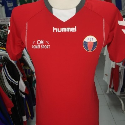 Matchworn FET IL Home Shirt (S) #16 Norway