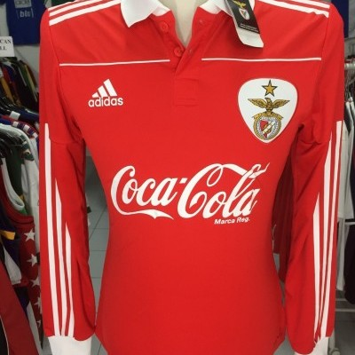 NEW SL Benfica Home Shirt 2010-11 (S) Adidas Formotion
