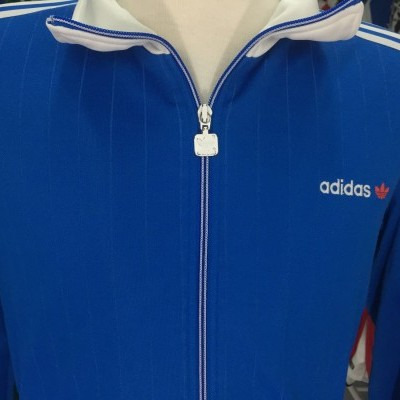 Track Top Adidas Originals (L) Blue Jacket