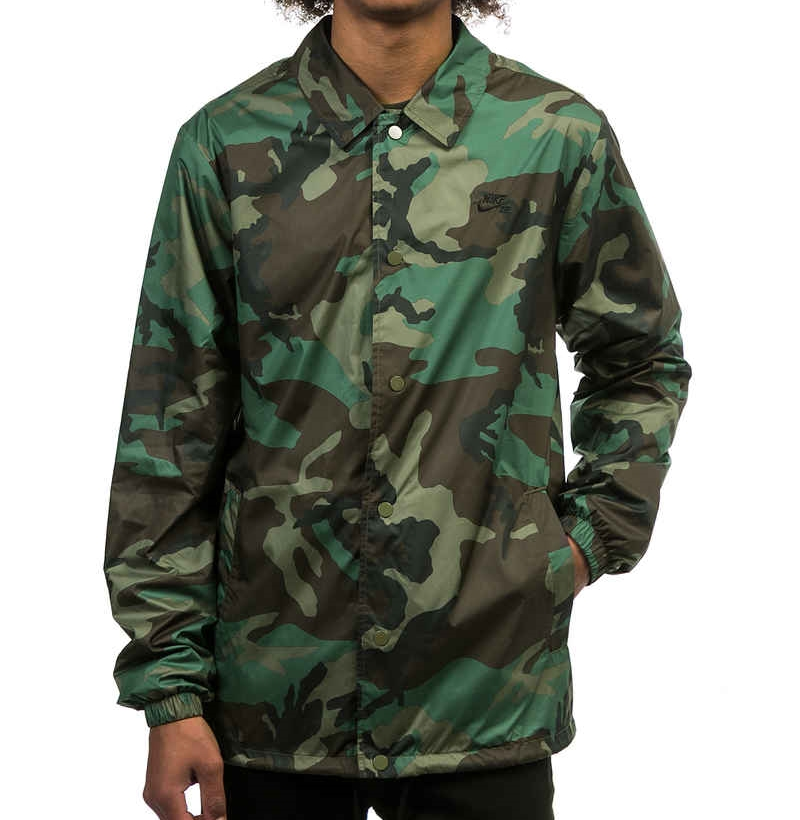 b4f061b0fc15 NIKE SB SHIELD COACHES ICON JACKET ...
