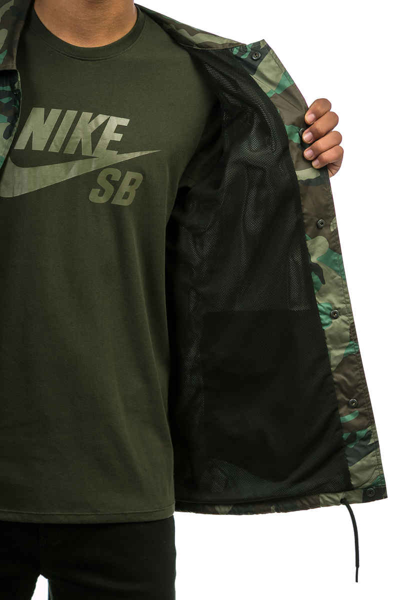 b58ebd4e2ace ... NIKE SB SHIELD COACHES ICON JACKET