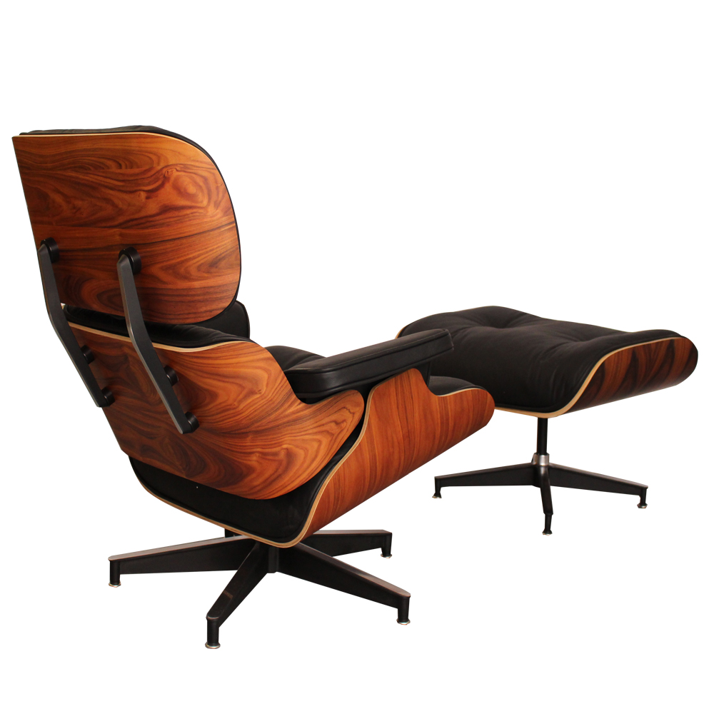 Cadeira Lounge Chair Pau Rosa