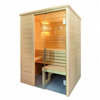 Sauna Alaska M -1,60 x 1,10 x 2,04 m