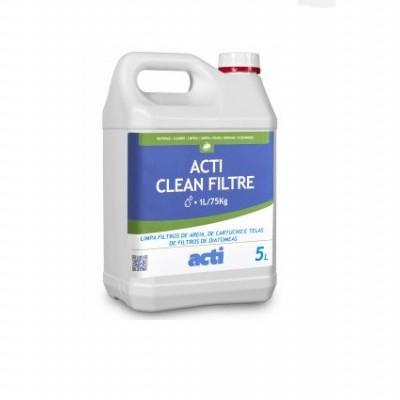 Acti Clean Filtro - 5lt