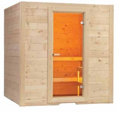 Sauna Tradicional Básica 1.95 X 1.56
