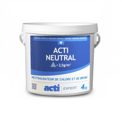Acti Neutral - 4 kg
