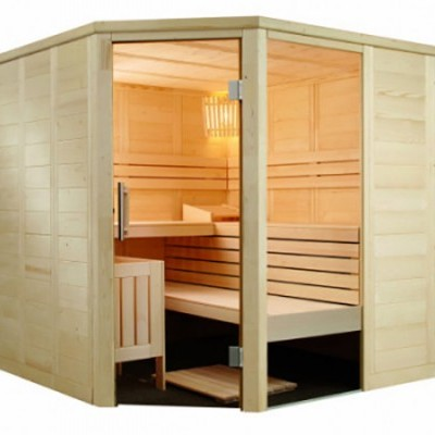Sauna Alaska C - 2.06 x 2.06 x 2.04m