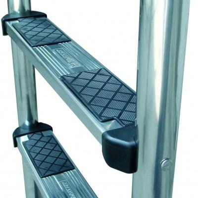 Escada mod. standard 3 deg. Luxe AISI 316
