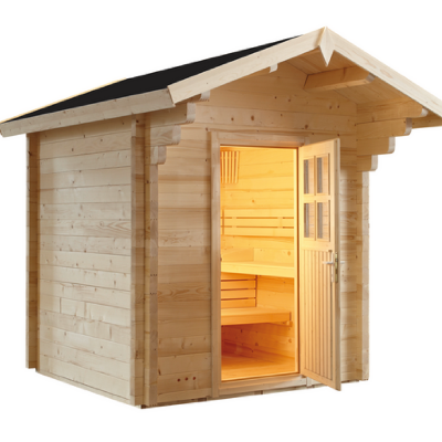 Sauna Exterior Country 2.30 x 230