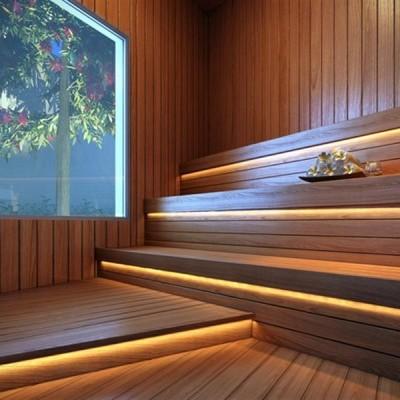 Sauna à Medida