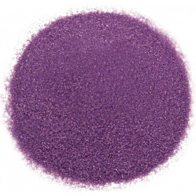 Areia colorida violeta