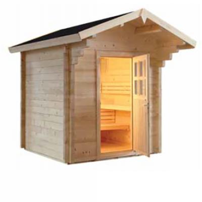 Sauna Exterior Country
