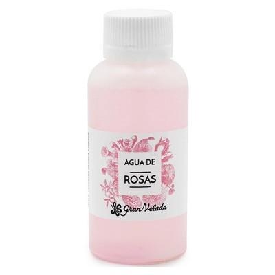 Água de rosas 100ml
